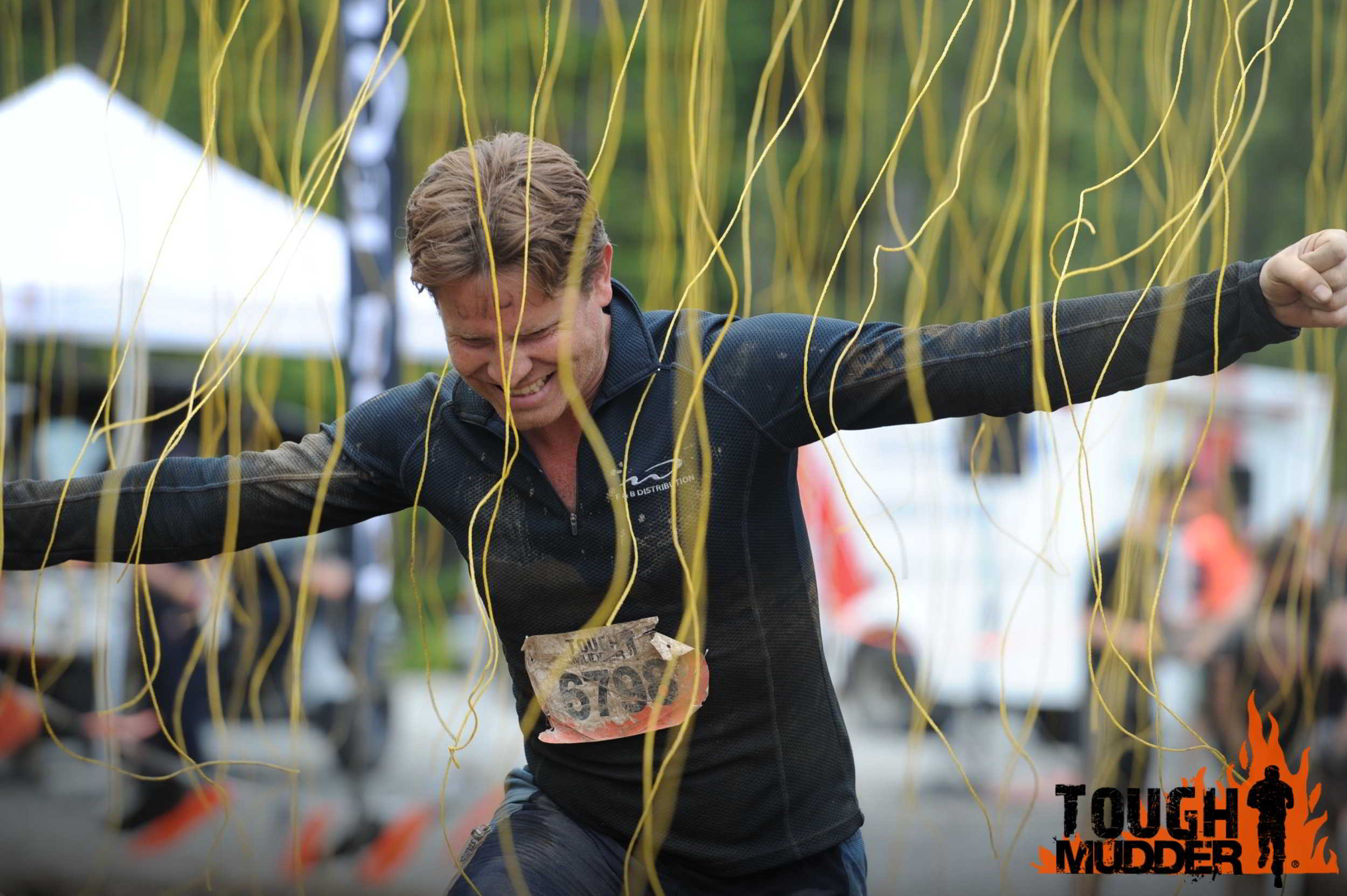 Electroshock Therapy, Tough Mudder, Whistler, British Columbia, Canada