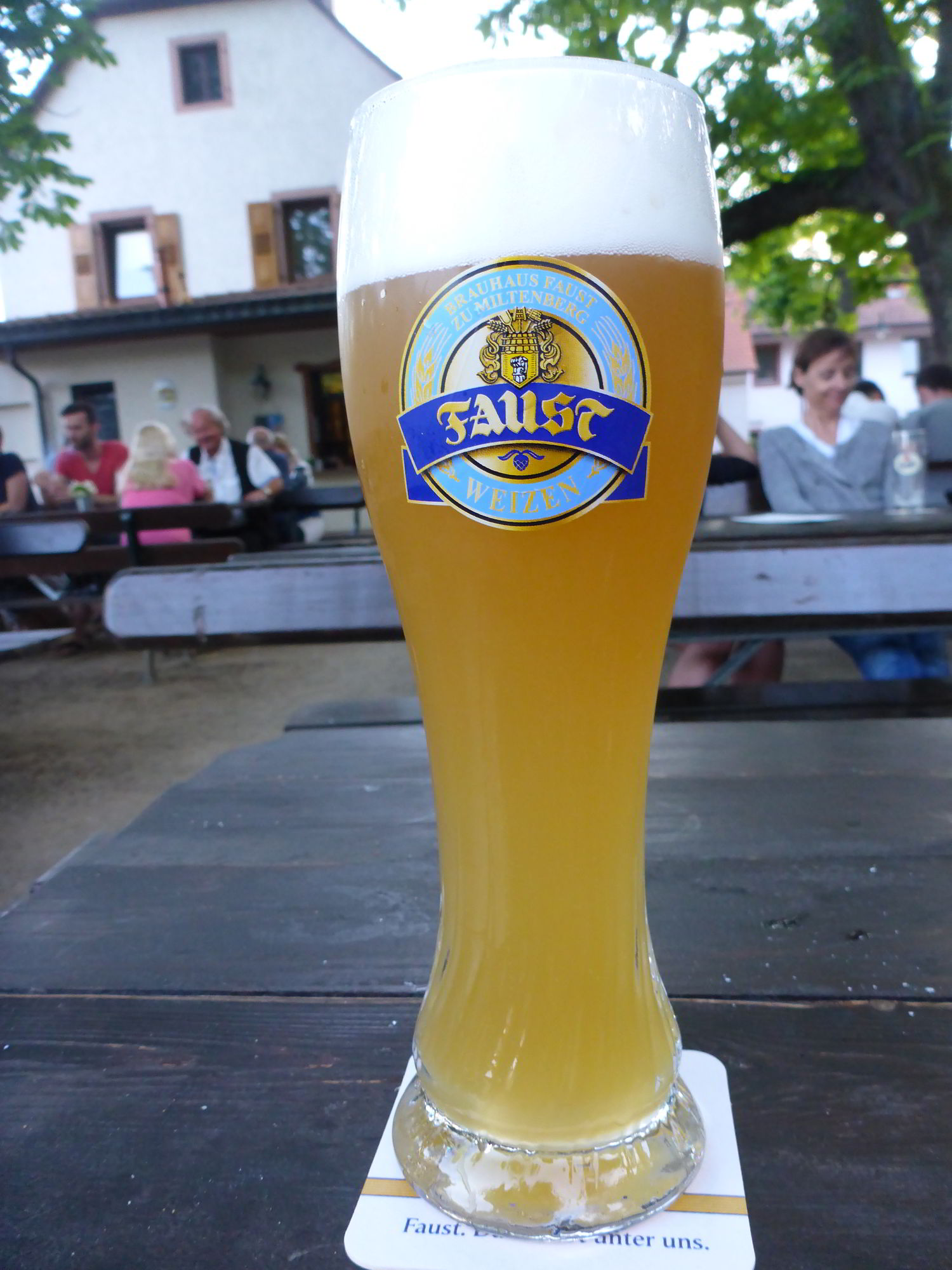 Faust, a German Beer