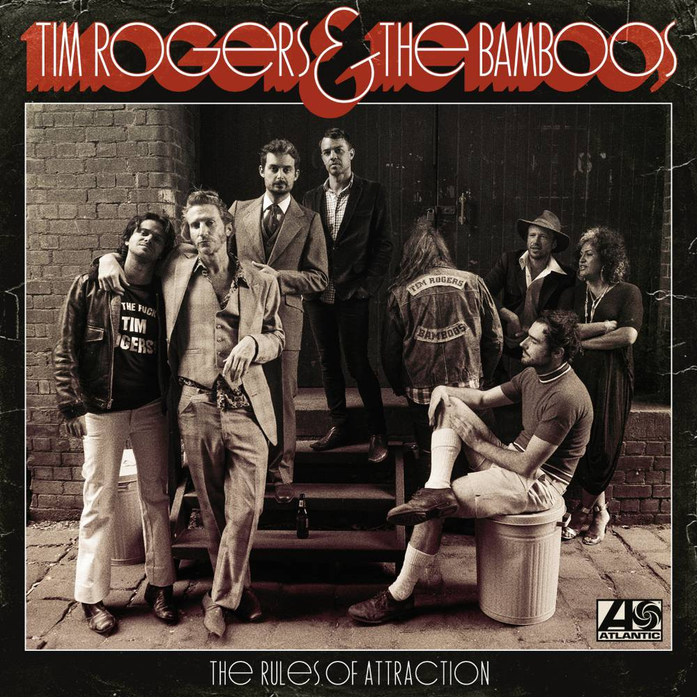 Tim Rogers and The Bamboos - Rules of Attraction